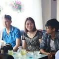 Làng sao - Cả gia đình vào Sài Gòn dự sinh nhật Sơn Tùng