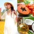Bà bầu - Top 8 thực phẩm giúp da mẹ trắng hồng