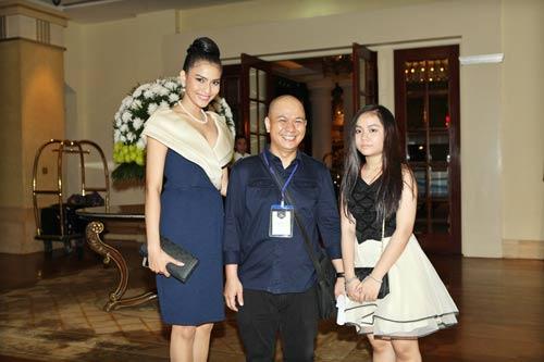 truong thi may lan dau khoe em gai - 4