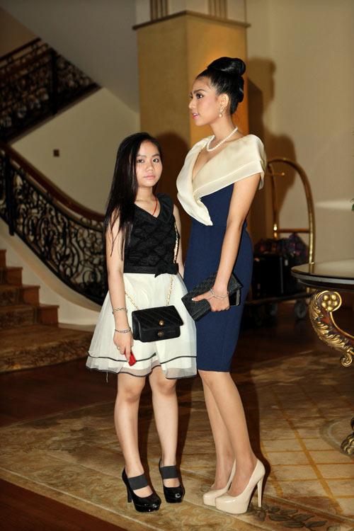 truong thi may lan dau khoe em gai - 3