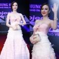 Thời trang - Angela Phương Trinh tỏa sáng giữa dàn mỹ nhân Vbiz