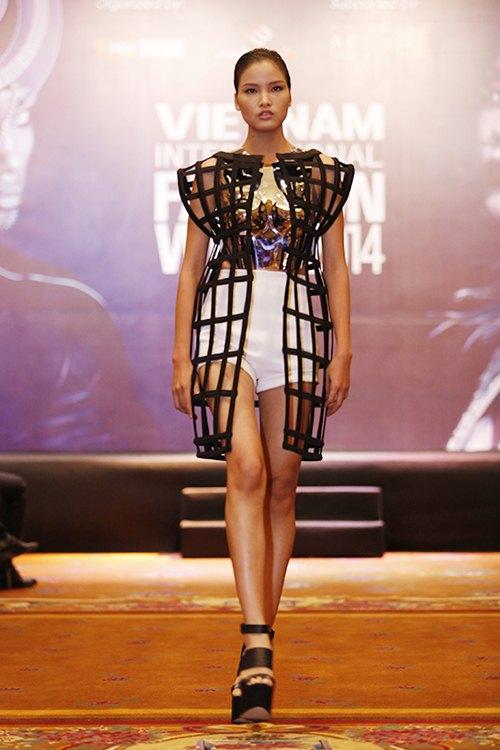 viet nam lan dau to chuc fashion week quy mo quoc te - 12