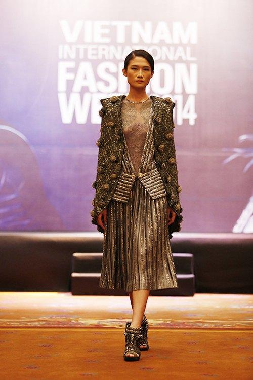 viet nam lan dau to chuc fashion week quy mo quoc te - 15