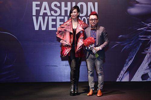 viet nam lan dau to chuc fashion week quy mo quoc te - 3