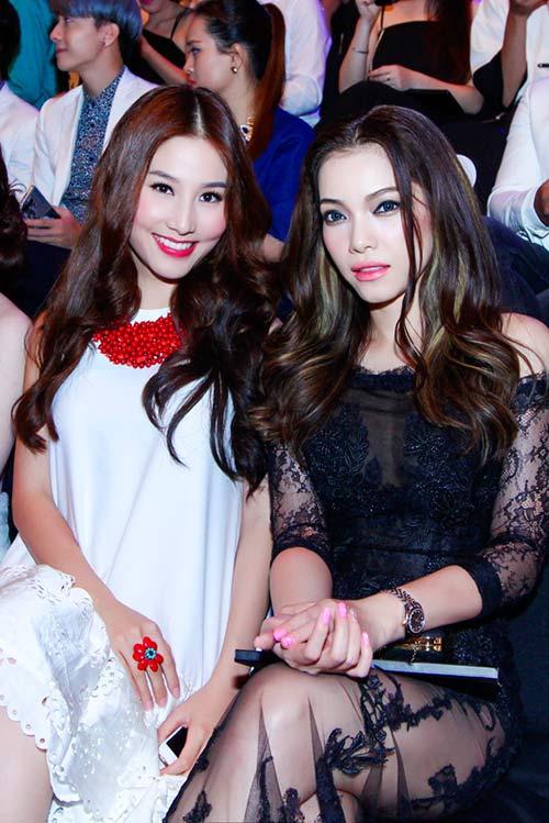 hong que sanh doi cung a quan next top model - 12