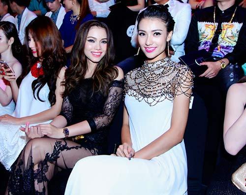hong que sanh doi cung a quan next top model - 13