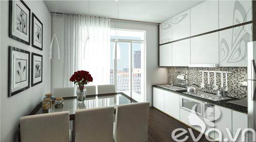 Hoàn thiện nội thất nhà 98m2 với 400 triệu đồng-4