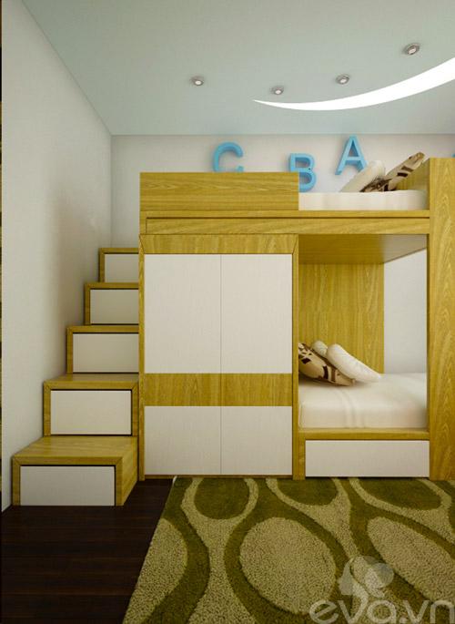 Hoàn thiện nội thất nhà 98m2 với 400 triệu đồng-8