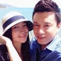 Làng sao - Lam Trường lãng mạn bên vợ trẻ 9x