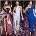 Thời trang - Versace cao cấp thu đông hút mắt từ đường cắt táo bạo