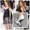 Emma Watson đi giày lạ dự show cao cấp Dior
