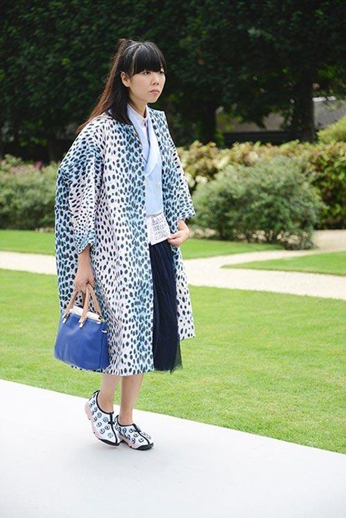 an tuong thoi trang ben le tai paris haute couture 2014 - 15
