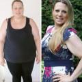 Bà bầu - Mẹ giảm liền 57kg sau sinh