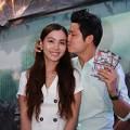 Đi đâu - Xem gì - Vợ chồng Nguyễn Văn Chung tình tứ đi xem phim