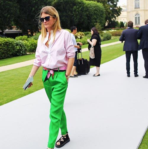phong cach duong pho thu vi tai paris haute couture fw - 1