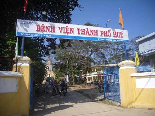 san phu chet bat thuong, nguoi nha vay benh vien - 1