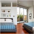 Nhà đẹp - Phòng ngủ tối tăm bừng sáng sau khi sửa