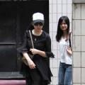 Làng sao - Bất ngờ Huỳnh Dịch tới tòa hòa giải ly hôn