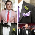 Thời trang - 4 cách gấp khăn trang trí túi áo vest lịch lãm
