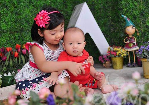 "hoc me jinjin vat sua ""chat day tu lanh"" - 2"