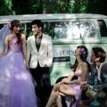 Thời trang - Khánh Ngọc, Huỳnh Nu chụp ảnh cưới tập thể