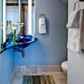 Nhà đẹp - 8 'bảo bối' dành riêng cho phòng tắm nhỏ