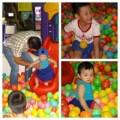 Làng sao - Jennifer Phạm và chồng đưa hai con đi chơi