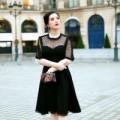 Thời trang - Lý Nhã Kỳ đẹp dịu dàng tại show Alexis Mabille