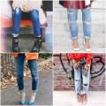 Thời trang - 6 cách xắn gấu quần đơn giản mà thời trang