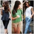 Thời trang - 3 kiểu quần cho ngày mưa hè