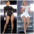 Thời trang - Trang phục sân khấu táo bạo của Beyonce