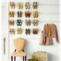 Nhà đẹp - 6 ý tưởng lưu trữ giày dép ở lối vào