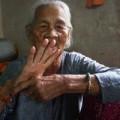 Tin tức - Cụ bà 104 tuổi 'bật mí' chiêu tay không bắt cướp