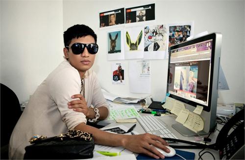 """choang"" voi thu nhap trieu do cua blogger thoi trang - 2"