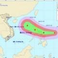 Tin tức - Bão Rammasun mạnh cấp 10 tiến gần biển Đông