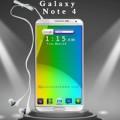 Eva Sành điệu - Galaxy Note 4 sẽ được bảo mật bằng máy quét võng mạc
