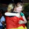 CĐV Đức ăn mừng tưng bừng tại Hà Nội