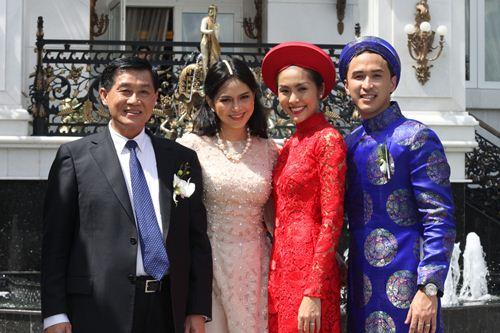 biet thu nha chong ha tang len song truyen hinh - 1