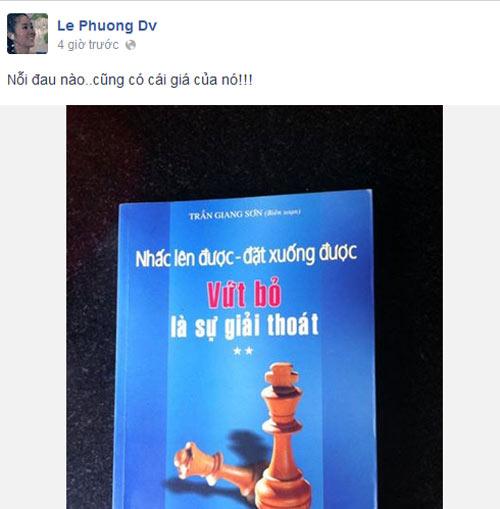 le phuong: da khong con nhan nhin... - 10