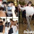Làng sao - Sân bay náo loạn vì Lee Min Ho