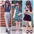 Thời trang - Mùa hè cá tính của các cô gái Hà thành