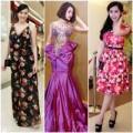 Thời trang - Những người đẹp Việt mãi không hết sến