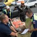 Tin tức - Nga: Tàu điện ngầm trật bánh, 130 người thương vong
