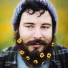 Đi đâu - Xem gì - Xu hướng các chàng cắm hoa vào... râu