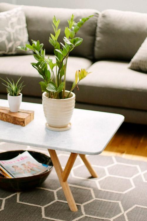 6 cách làm mới phòng khách ít tốn kém - 3