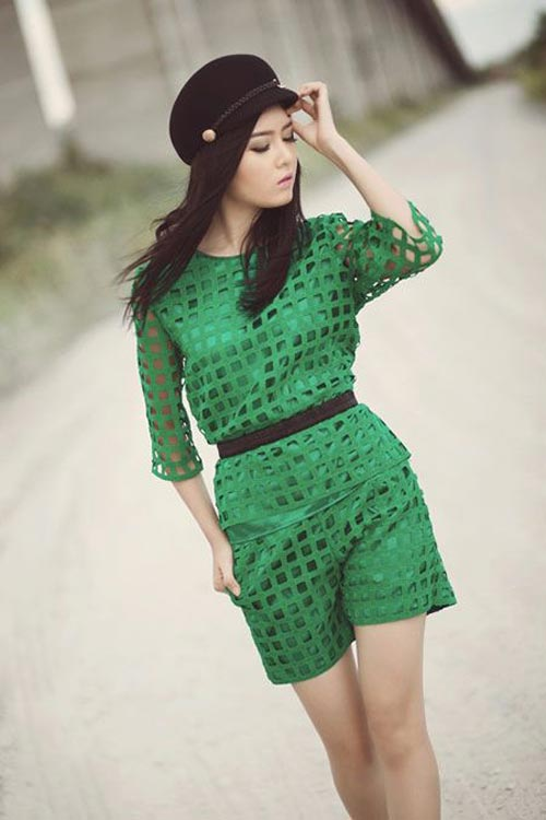 5 màu sắc thêm sức sống cho trang phục - 4