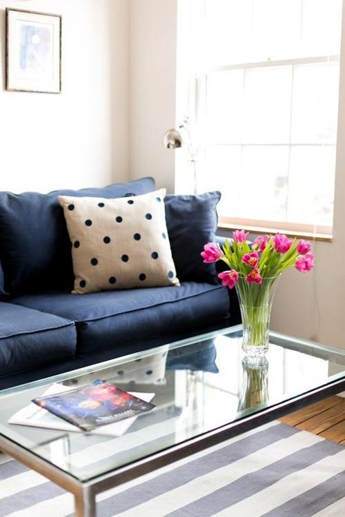 6 cách làm mới phòng khách ít tốn kém - 5