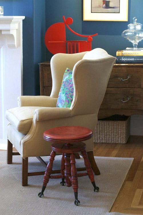 6 cách làm mới phòng khách ít tốn kém - 7