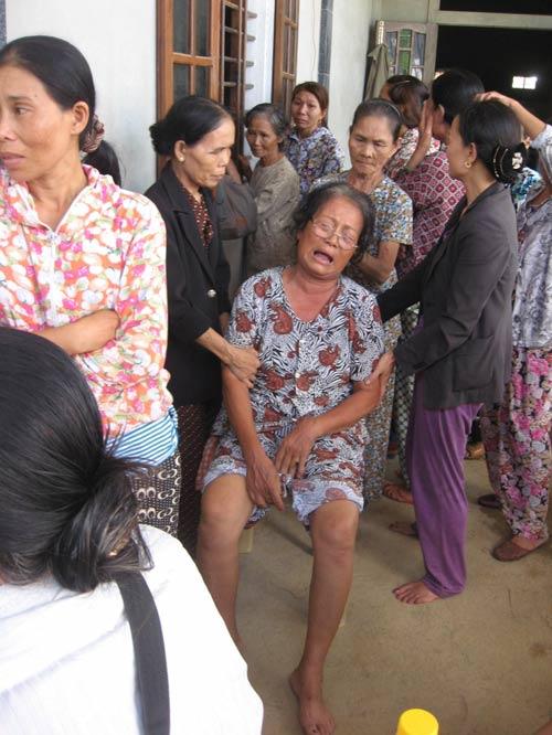 me con san phu chet bat thuong o hue: do thuyen tac oi? - 2