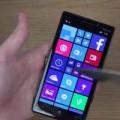 Chém hoa quả trên Lumia 930 bằng dao thật?